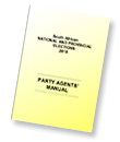 Download the Party Agents' Manual (PDF)